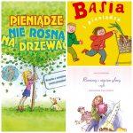 Pieniądze nie rosną na drzewach! Konkurs i trzy propozycje książkowe dla dzieci