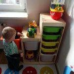 Wiosenna selekcja zabawek, czyli sezonowe wietrzenie dziecięcych pokoi.